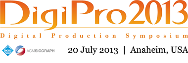 Digital Production Symposium 2013